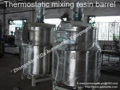 浴缸机械恒温树脂搅拌桶