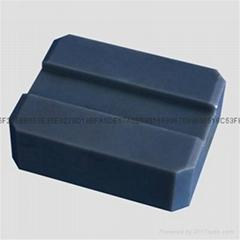 UPE超高分子量聚乙烯滑道滑塊