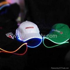 light up cap