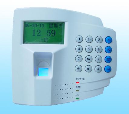 FP100指纹一体机 门禁考勤 IC卡&指纹  密码&指纹 1