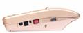 金色臺式AF100 IC卡食堂售飯機,就餐機,可控制三棍閘 2