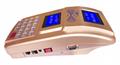 金色台式AF100 IC卡食堂售饭机,就餐机,可控制三棍闸 3