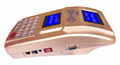 金色臺式AF100 IC卡食堂售飯機,就餐機,可控制三棍閘 3