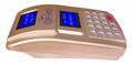 金色臺式AF100 IC卡食堂售飯機,就餐機,可控制三棍閘 4
