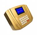AF300 IC卡食堂售飯機訂餐機消費機土豪金色挂式 2