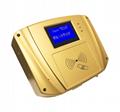 AF300 IC卡食堂售飯機訂餐機消費機土豪金色挂式 3
