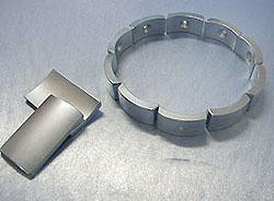 徑向多極磁鐵電機磁瓦 4