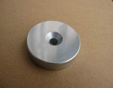 徑向多極磁鐵電機磁瓦 1