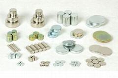 圓柱圓環方塊磁鐵