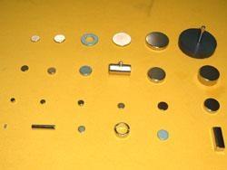 電子塑膠電動玩具磁鐵 2