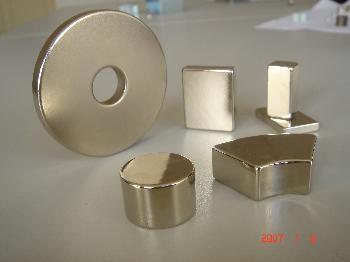 大規格高性能強力磁鐵 3
