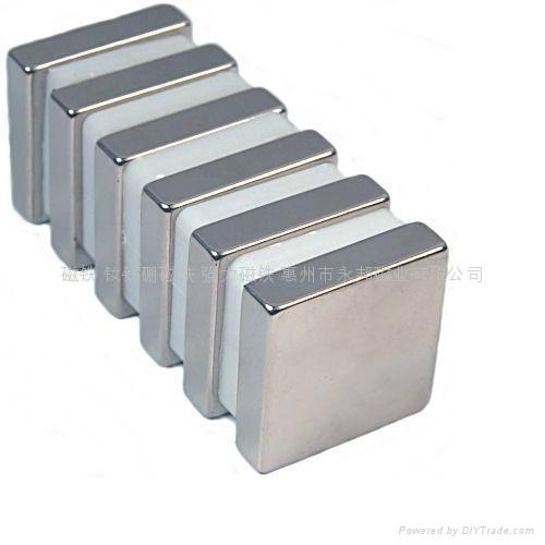 大規格高性能強力磁鐵 5