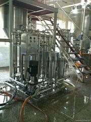 中藥提取液過濾機植物提取液過濾設備