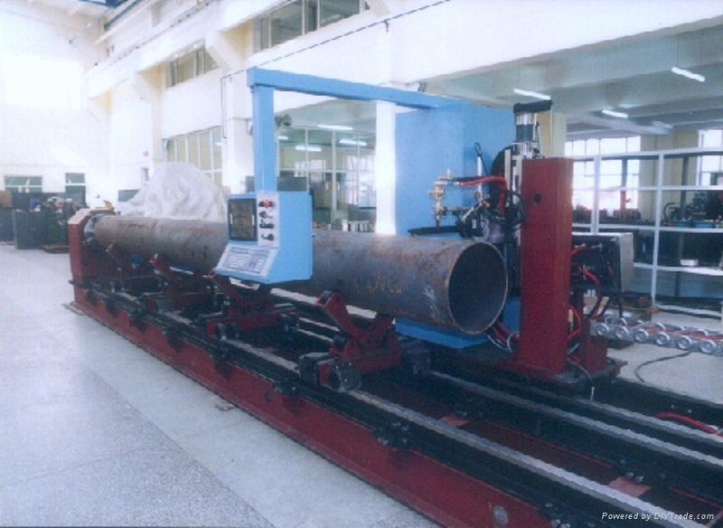黑龙江哈尔滨生产数控相贯线切管机 2
