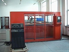 Harbin, China Wei Hua CNC plasma cutting machine