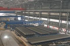 黑龍江哈爾濱生產大型造船企業專用平面分段流水線