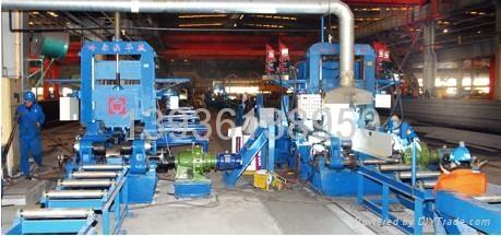 黑龙江哈尔滨造船企业用T型材焊接生产线 1