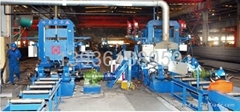 黑龙江哈尔滨造船企业用T型材焊接生产线