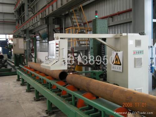 黑龙江哈尔滨生产造船企业用大径管切割机 1