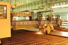 黑龙江哈尔滨生产大型热态宽厚板切割机组