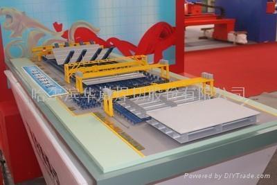 黑龙江哈尔滨生产大型造船企业专用平面分段流水线 2