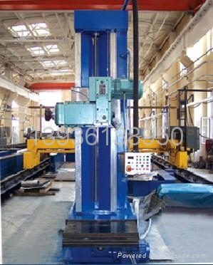 High efficiency short process H-beam welding production line 4