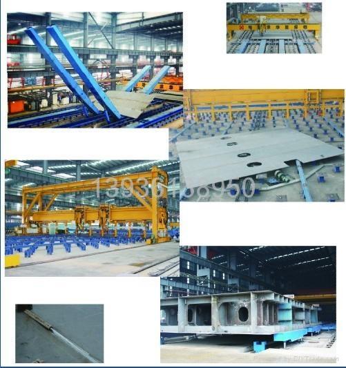 黑龙江哈尔滨生产大型造船企业专用平面分段流水线 3