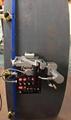 3D柔性轨道摆动式焊接小车 2