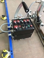 3D柔性轨道摆动式焊接小车 5