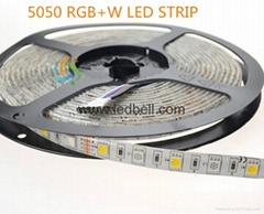 60LED IP65 RGB + W led strip tape lighting