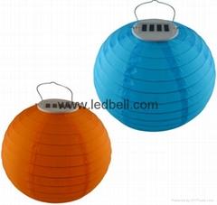 Solar lantern lamp