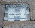 Solar led ice brick