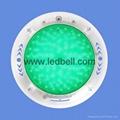 18w Resin filled waterproof led pool light
