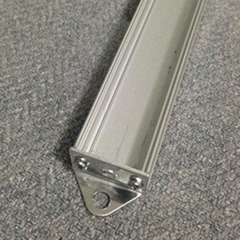 Surface Anodized Aluminium Profile For LED Strip Lights