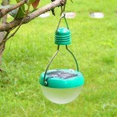 solar hanging lantern lights