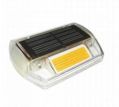 Plastic Solar road stud
