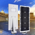 20W All in one integrated solar stree