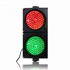 200/300/400mm Pedestrian Traffic Light with LED Countdown Timer