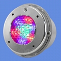 18W Niche underwater spa led swimming pool light