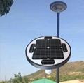 20W UFO All in one  solar garden yard square light