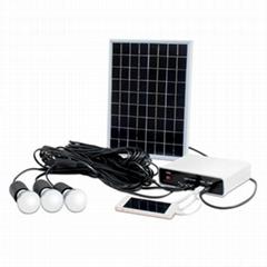 10W Solar Power lighting System