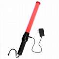 Rechargeable Traffic Wand LED Strobe