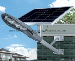 60W Solar wall lamp garden street light