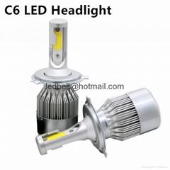 C6 LED Car Headlght