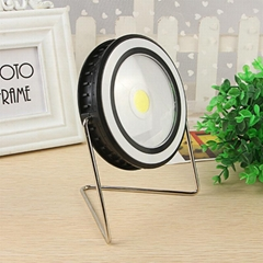 Solar reading desk lamp light