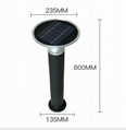 3watt solar lawn garden light