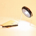 Solar reading camping support lamp