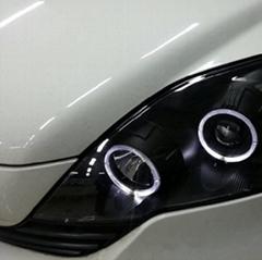 Led car headlights