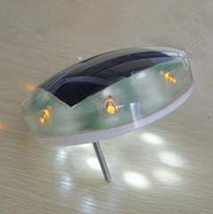 360 Degree LED Solar cone  solar warning light