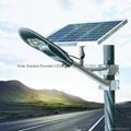 30W Solar wall lamp garden street light